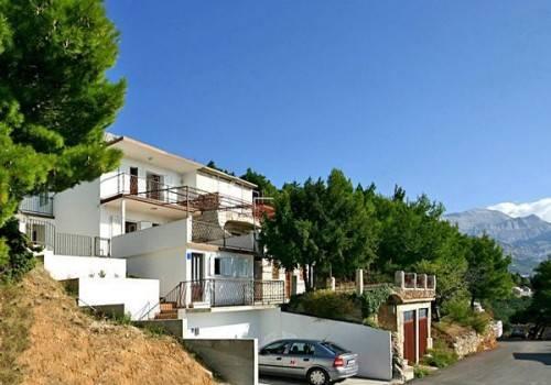 Chorwacja Pisak - Apartamenty FIDLER