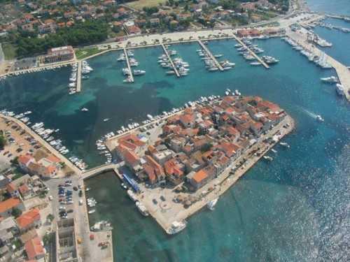 Chorwacja Tribunj - Kemping Bungalow Starine